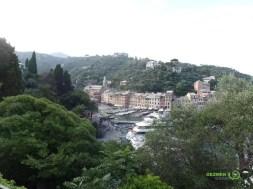 Portofino'ya Tepeden bakış, Portofino Gezisi Notları