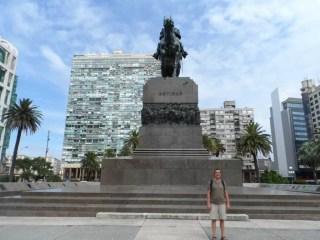 Artigas Mausoleum, Montevideo