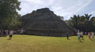 Chaccoban Piramitleri, Costa Maya, Meksika, Karayip Gezisi Notları