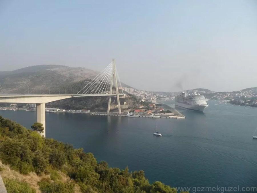 Dubrovnik Girişi, Dubrovnik Anıları, Eski Yugoslavya Yollarında