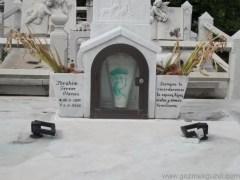 Küba Gezisi Notları, Havana Gezilecek Yerler, İbrahim Ferrer'in Mezarı
