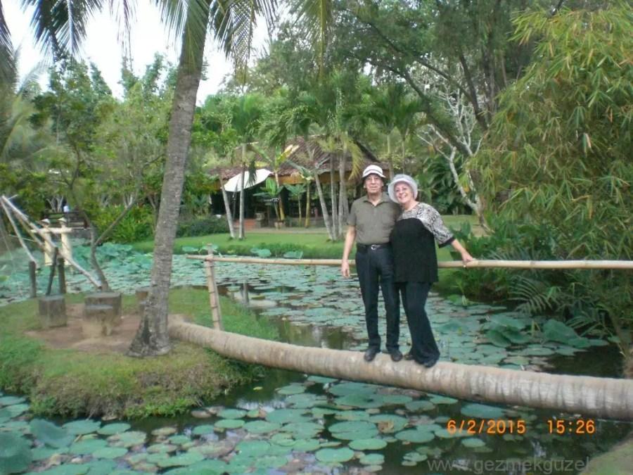 Laos - Kamboçya - Vietnam Gezisi Notları, Ho Chi Minh Gezilecek Yerler, Mekong Rest Stop Restoran