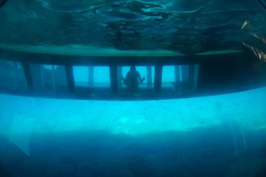 Mallorca, İspanya su altı