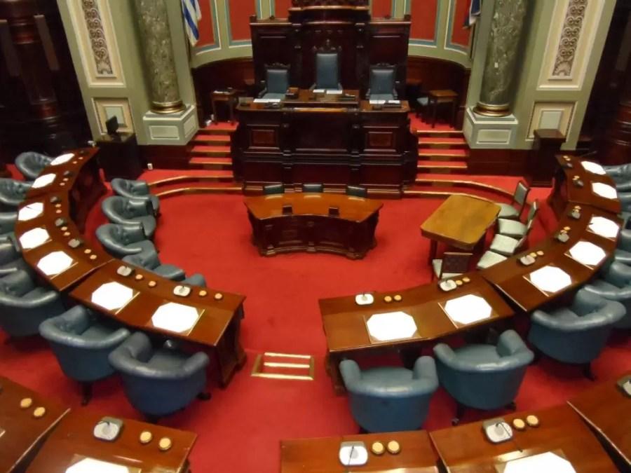 Montavideo Parlamento Binamız
