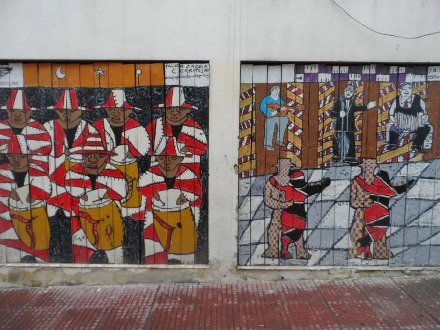 Montevideo'da Grafiti 2