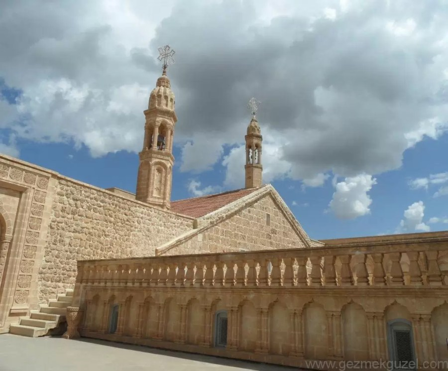 Mor Gabriel Kilisesi, Mardin Gezimiz