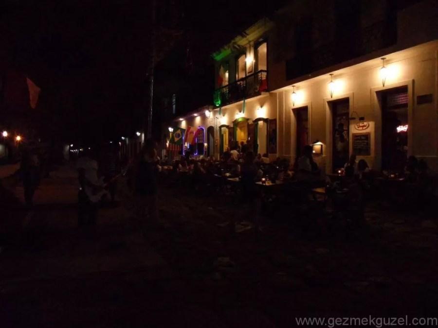 Parati'de Gece, Parati Gezisi, Brezilya Gezisi Notları