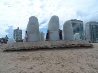 Punta del Este'nin parmakları