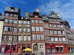 Rennes'in Sembol Binaları, Rennes Gezilecek Yerler