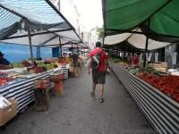 Sao Paulo'da pazar, Brezilya Gezisi Notları
