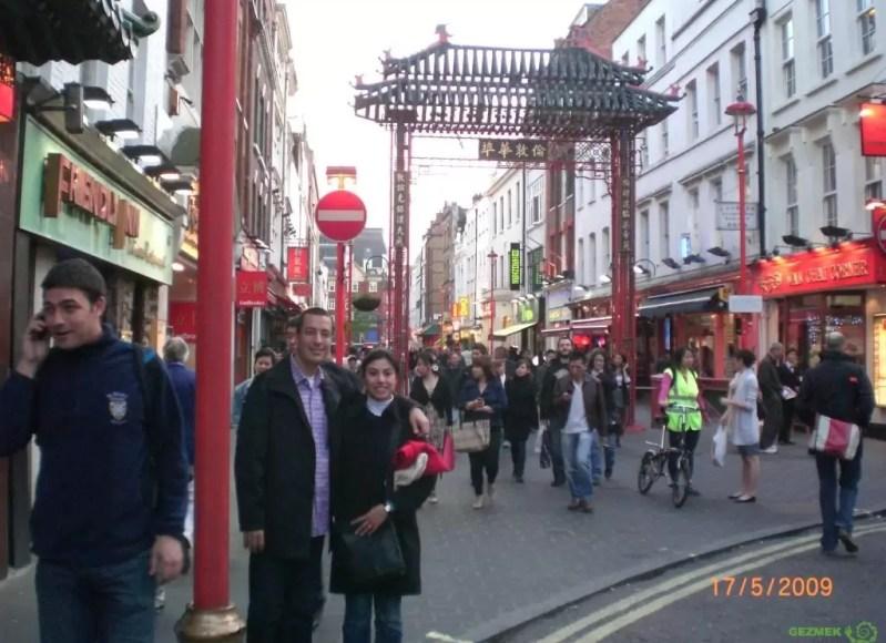 Soho, Londra gezisi Notları