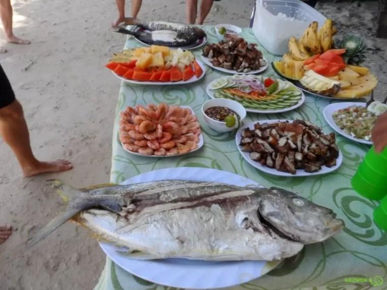 Tekne Turu Öğle Yemeği - El Nido Tekne Turları