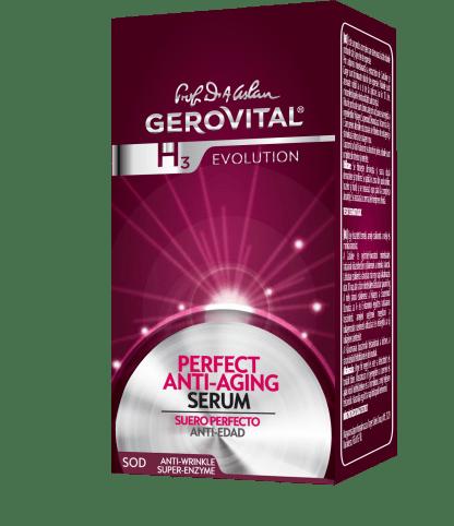 Gerovital Perfect anti-aging serum