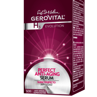 Gerovital Perfect anti-aging serum