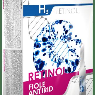 Retinol anti rimpel ampullen Gerovital