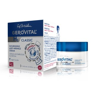 Gerovital nourishing anti wrinkle cream classic