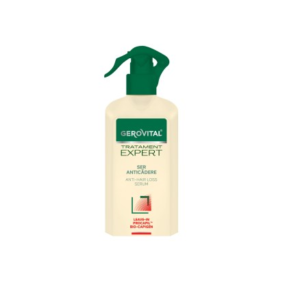 Gerovital anti-hair loss serum