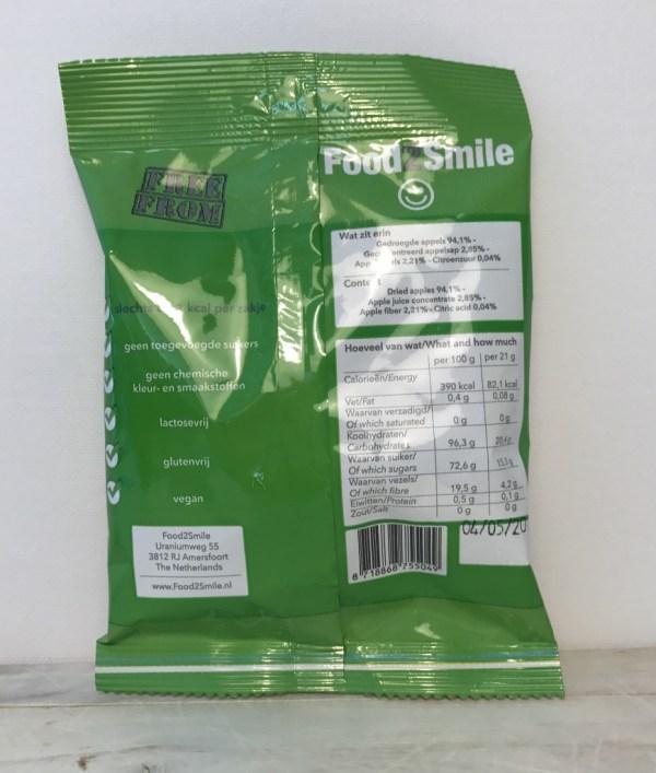 Crunchies etiket