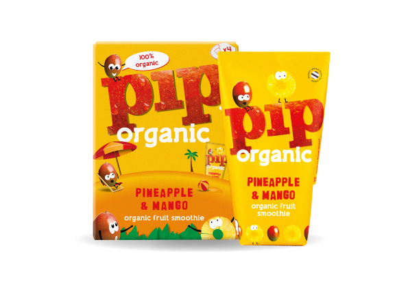 Kids Carton Pineapple & Mango