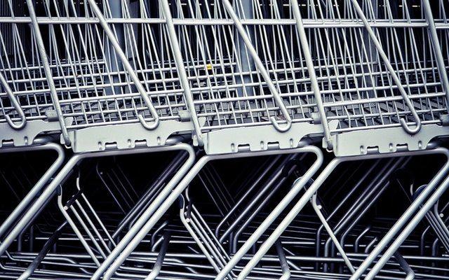 Tripjes naar de supermarkt