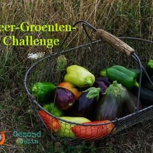 afbeelding voor de meer groenten challenge