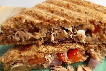 recept van tosti anders met tonijn en kaas