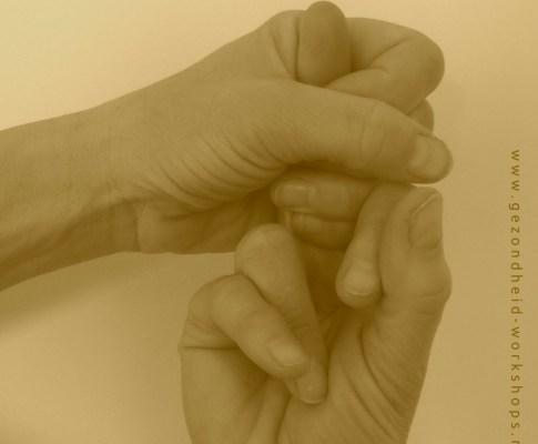Kalmeren bij stress; Kwesties rondom het opsteken van den middelvinger