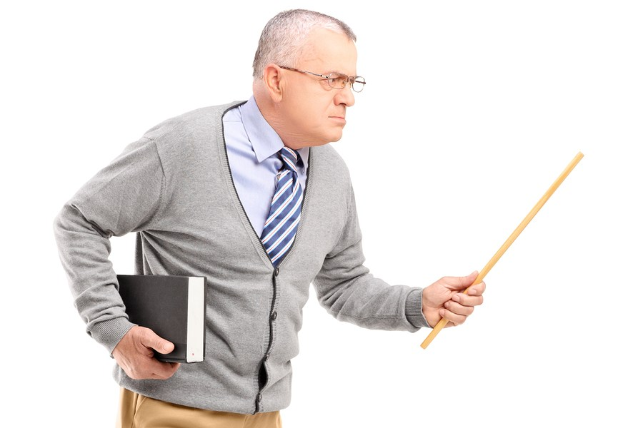 bigstock-an-angry-mature-teacher-holdin-45376279