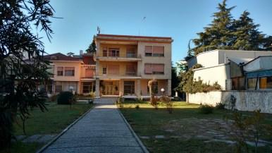 Wohnhaus des Diktators Enver-Hoxha im Blockviertel
