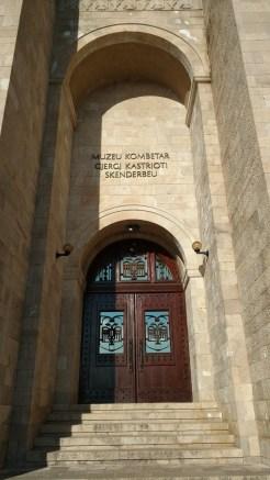 Skanderberg Museum in Kruja