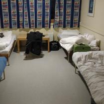 Mein Zimmer im Anker Hostel Oslo