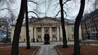 Die Börse von Oslo