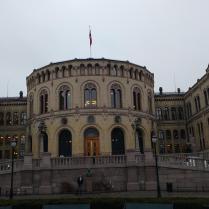 Das Parlament von Norwegen