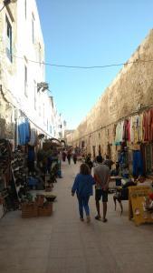 Unterwegs in Essaouira