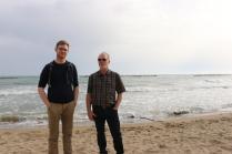 Vater & Sohn & das Meer