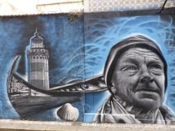 Graffiti in Aveiro