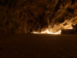 Tunnel im Quinta da Regaleira