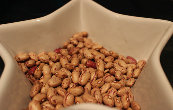 Dried Cranberry Beans