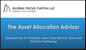 The Asset Allocation Advisor