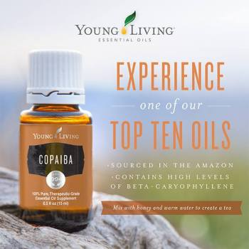 Copaiba Essential Oil # 3431