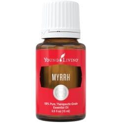 Myrrh Essential Oil, 15 ml