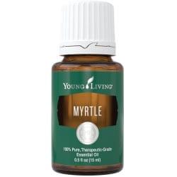 Myrtle Essential Oil, 15 ml.