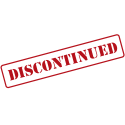 Discontinued Product Item