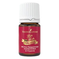 Live with Passion Blend 5 ml