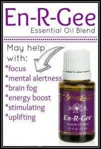 en-er-gee-oil blend