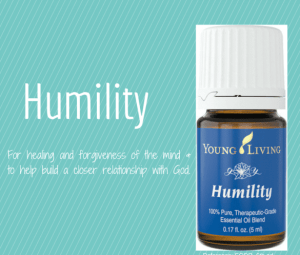 humility-oil blend