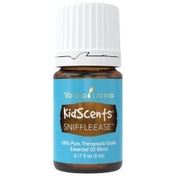 SniffleEase Oil Blend for Kids