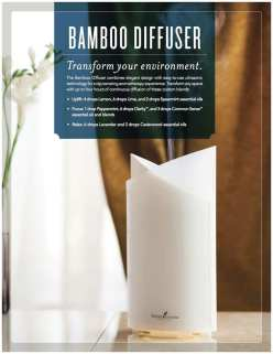 The Bamboo Diffuser