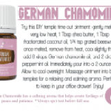 german chamomile uses