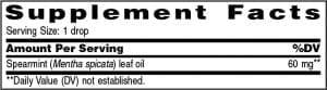 Spearmint Vitality Essential Oils
